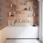 Gambar Desain Interior Dapur Mungil