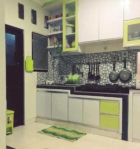 41 Foto Desain Dapur Lurus Minimalis HD Terbaik Yang Bisa Anda Tiru