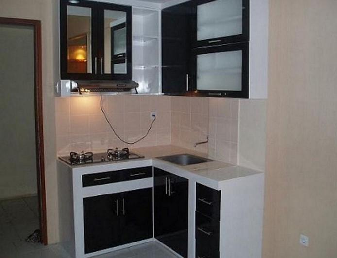 Interior Dapur Minimalis Sederhana