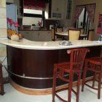 Model Dapur Cafe Minimalis
