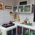 Model Dapur Minimalis 2019