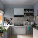 Model Dapur Minimalis Kecil Sederhana