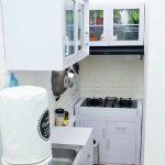 Model Dapur Minimalis Ruang Sempit