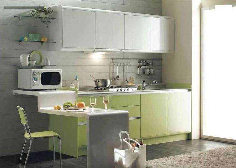 Model Dapur Minimalis Sederhana 2019