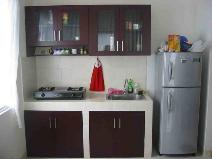 contoh dapur rumah minimalis sederhana