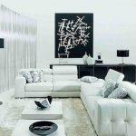 Cat Ruang Tamu Minimalis Putih