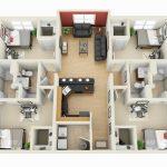 Contoh Denah Rumah Sederhana Tapi Mewah