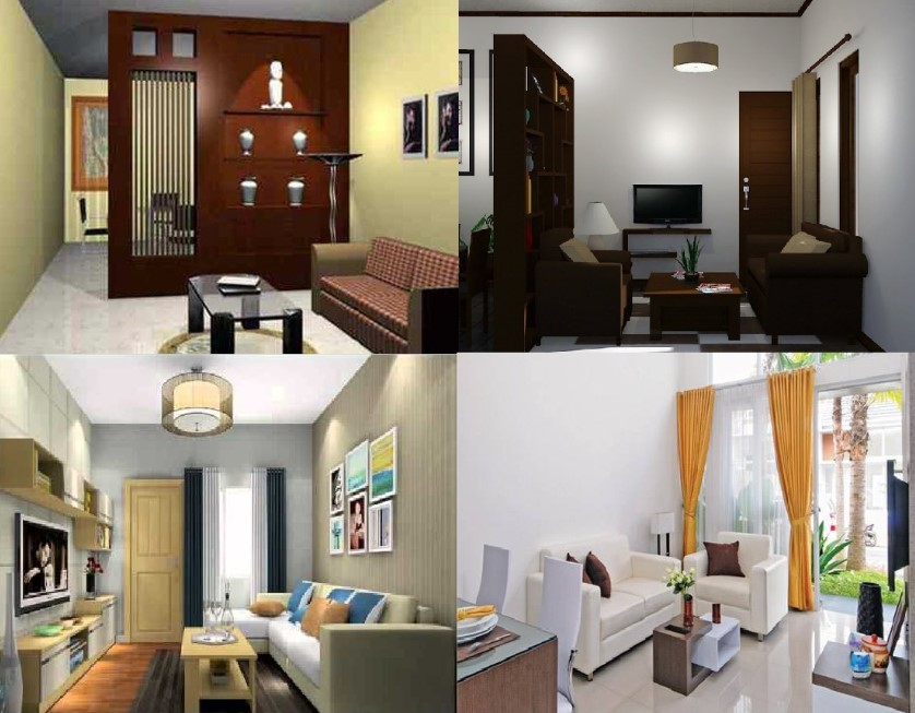 Contoh Desain Interior Rumah Type 36