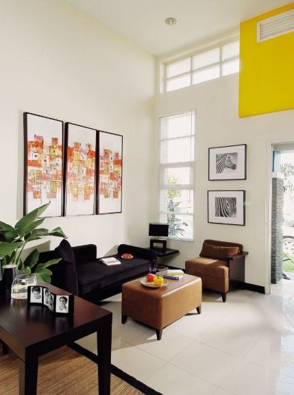 60 Desain Ruang Tamu Minimalis Modern Terbaru 2020