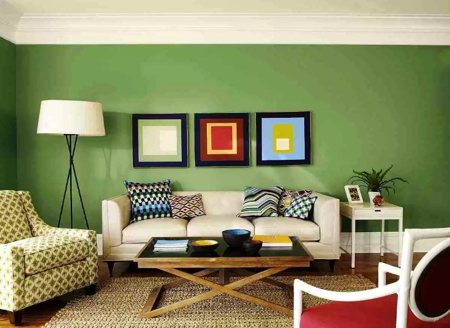 Contoh Interior Ruang Tamu Minimalis