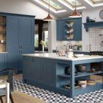 Contoh Keramik Lantai Dapur Terbaru