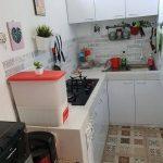 Contoh Motif Keramik Dinding Dapur Minimalis