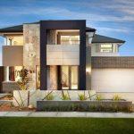 Contoh Rumah Minimalis Modern 2 Lantai
