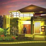 Contoh Rumah Sederhana Tapi Mewah Minimalis