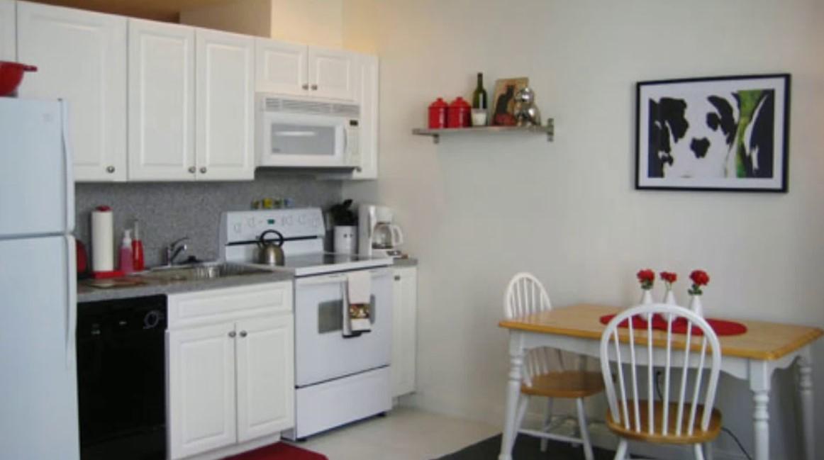 Desain Interior Dapur Rumah Type 36