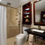 Desain Interior Kamar Mandi Rumah Type 36