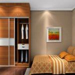 Desain Interior Kamar Tidur Rumah Minimalis Type 36