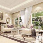 Desain Interior Ruang Tamu Minimalis Terbaru