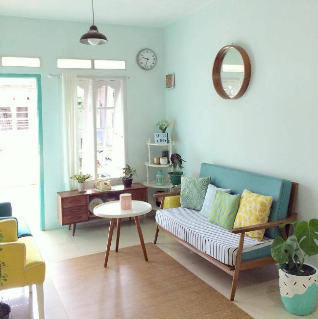 40 Ide Desain Interior Ruang Tamu Minimalis Terbaru 2019
