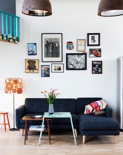 Desain Interior Ruang Tamu Minimalis Ukuran 2x3