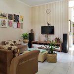 Desain Interior Ruang Tamu Sempit Minimalis