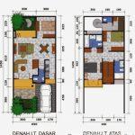 Desain Interior Rumah Minimalis Type 36 2 Lantai