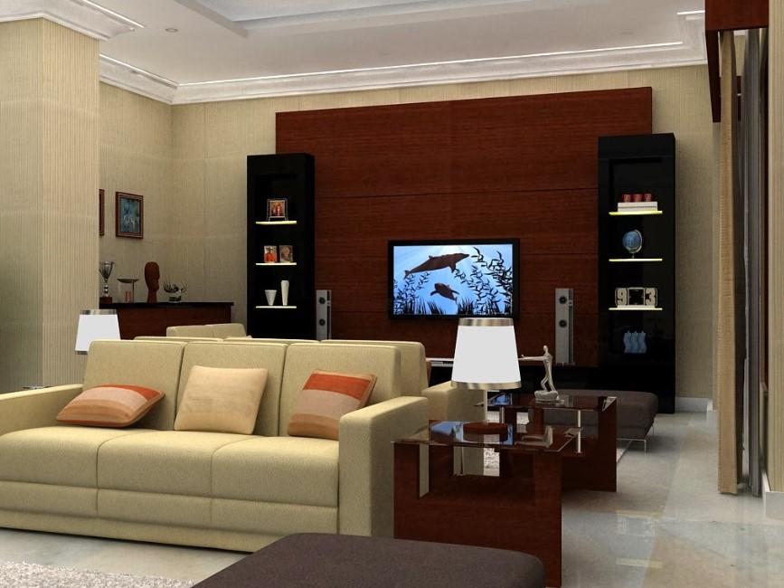 Desain Interior Rumah Modern Type 36
