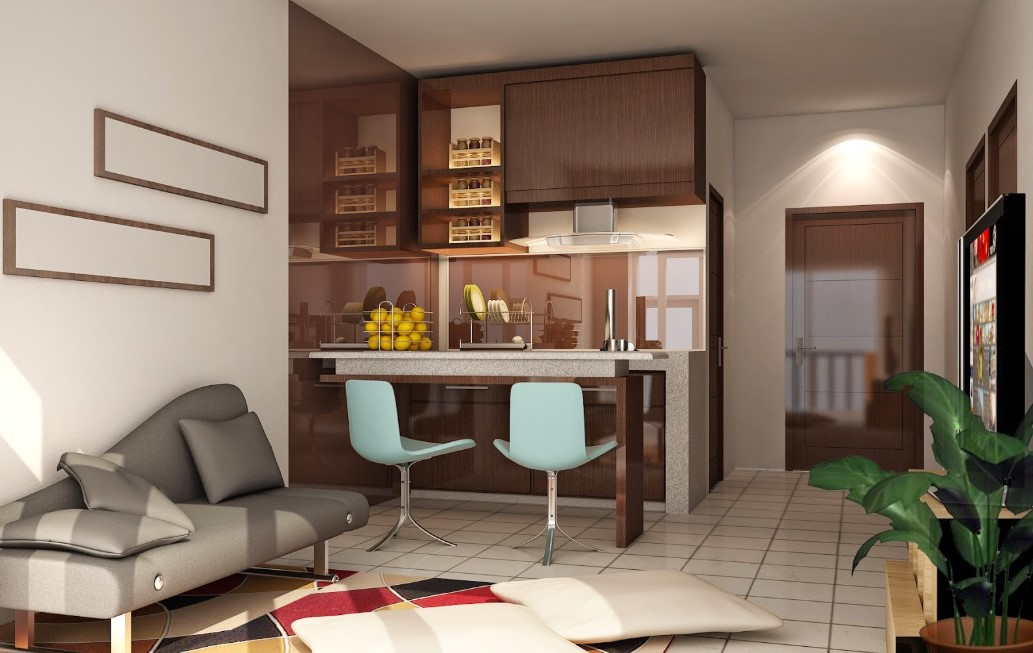 Desain Interior Rumah Type 36 Minimalis