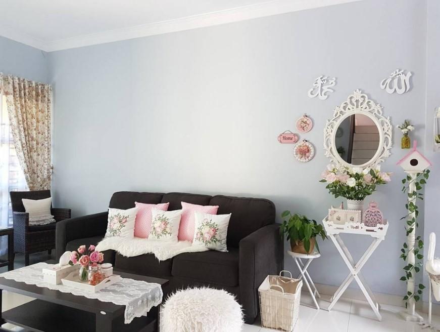 Desain Interior Untuk Ruang Tamu Minimalis