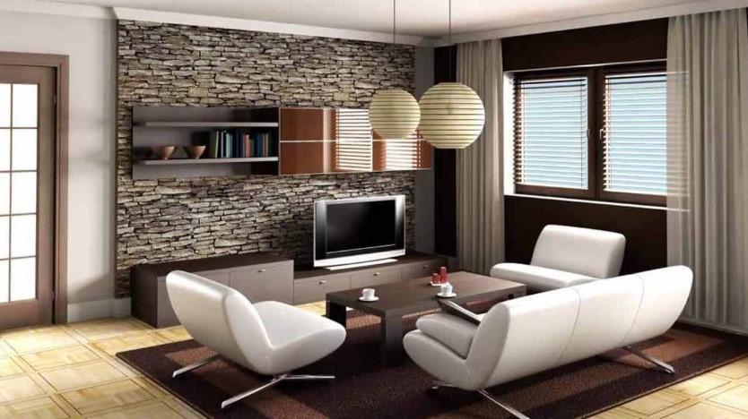 Desain Jendela Ruang Tamu Minimalis
