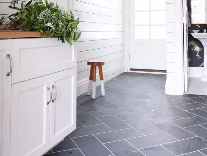 Desain Keramik Lantai Dapur Minimalis 2020