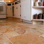 Desain Keramik Lantai Dapur Yang Tidak Licin