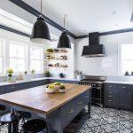 Desain Keramik Lantai Dinding Dapur