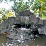 Desain Kolam Ikan Dan Taman