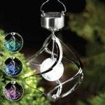 Desain Lampu Taman Gantung Minimalis
