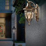 Desain Lampu Taman Minimalis Klasik