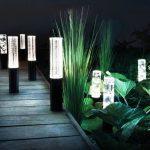 Desain Lampu Taman Minimalis Terbaru