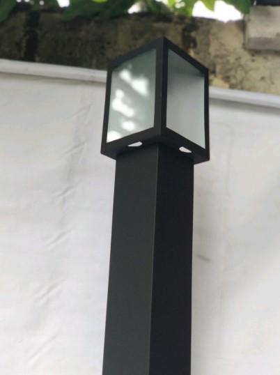 Desain Lampu Taman Rumah Minimalis