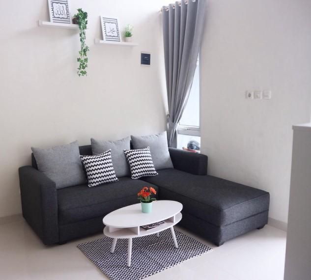 Desain Ruang Tamu Minimalis Ukuran 2x2 desain interior ruang tamu minimalis ukuran 3x3