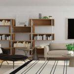 Desain Ruang Tamu Minimalis Lengkap