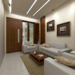 Desain Ruang Tamu Minimalis Mewah Ukuran 3x3
