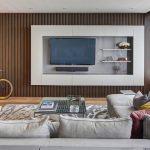 Desain Ruang Tamu Minimalis Terbuka