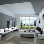 Design Art Ruang Tamu Minimalis