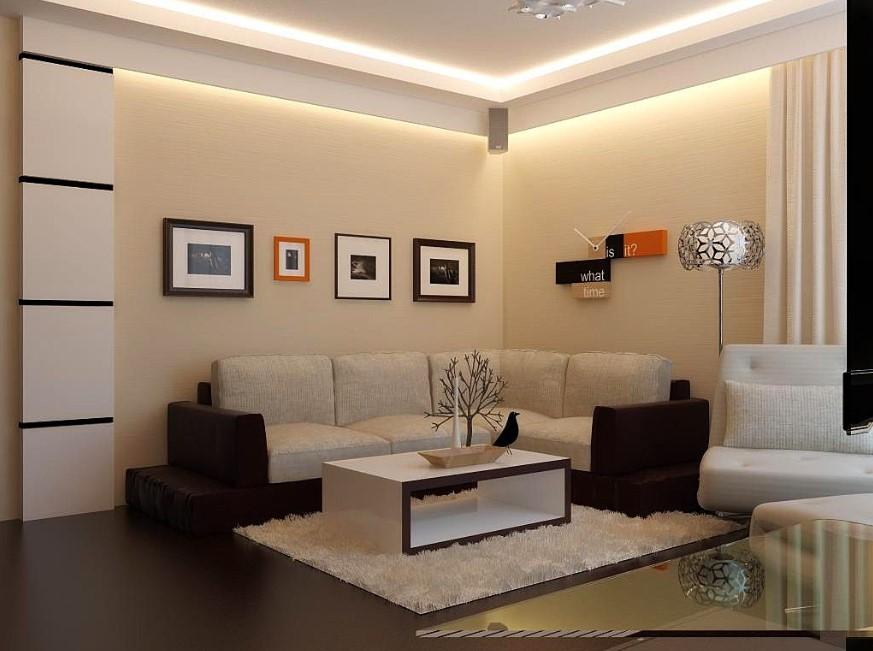 Design Interior Untuk Ruang Tamu Minimalis