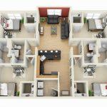 Gambar Denah Rumah Sederhana Tapi Mewah