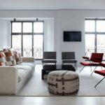Gambar Desain Ruang Tamu Minimalis Sederhana