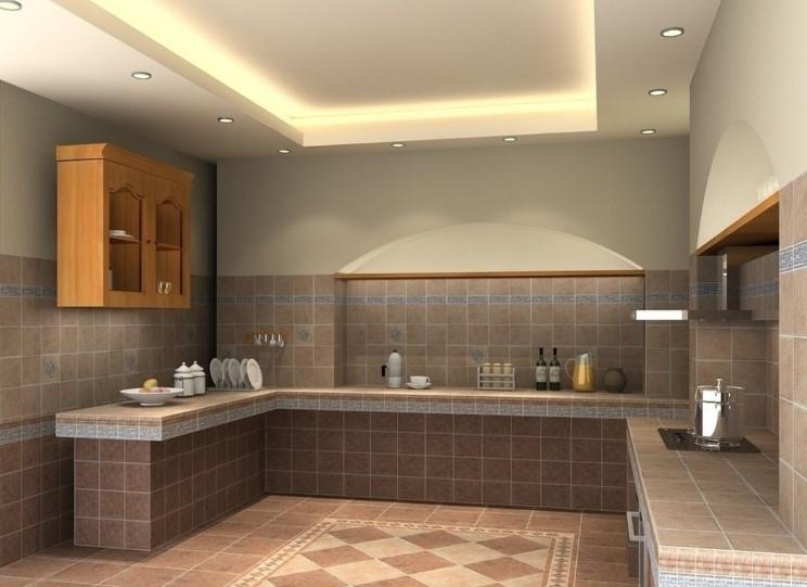 Gambar Keramik Lantai Dapur Terbaru