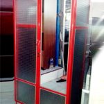 Gambar Lemari Pakaian 2 Pintu Aluminium