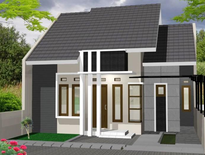 Gambar Model Teras Rumah Minimalis Type 36