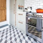 Gambar Motif Keramik Lantai Dapur